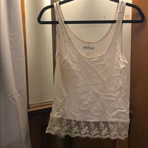 tank top lacey american eagle